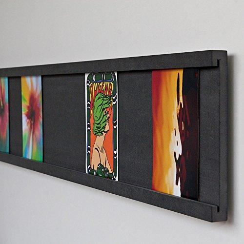 fotoleiste holz Lenz Fotoleiste von Connox / Schwarz Hochformat