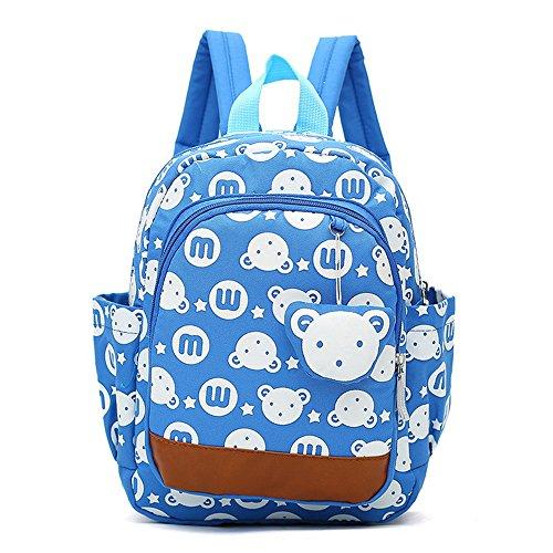 Imagen de fristone  infantil bolsa de escuela pequeña bebes guarderia bolsa,azul