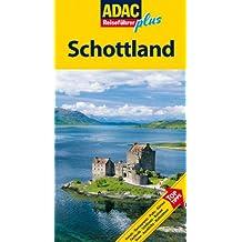 ADAC Reiseführer plus Schottland: Mit extra Karte zum Herausnehmen