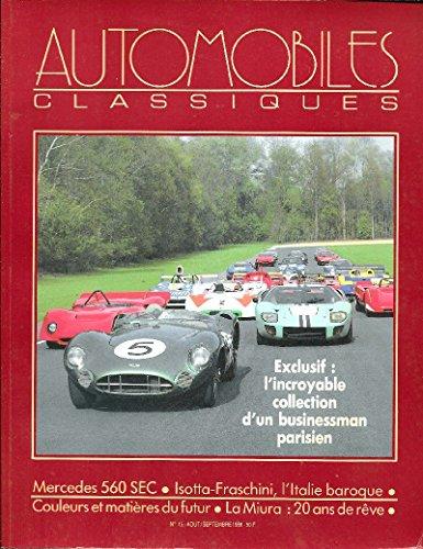 automobiles-classiques-n-15-aout-septembre-1986-exclusif-lincroyable-collection-dun-businessman-pari