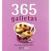365 galletas/ 365 Cookies: Desearas probarlas todas!/ You'll Want to Taste Them All!