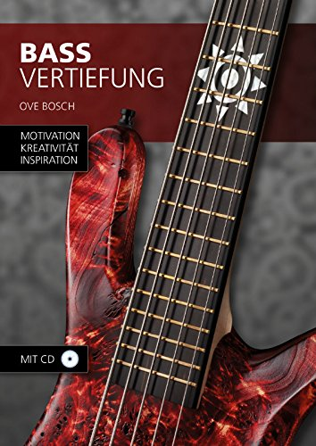 Noten Bass Vertiefung mit CD - von Ove Bosch