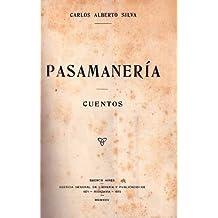 PASAMANERIA. Cuentos. [Firmado / Signed]