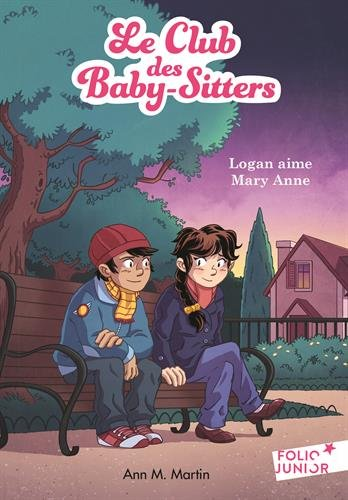 club des baby-sitters (Le) [Série] (10) : Logan aime Mary Anne