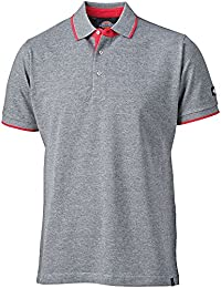 Dickies DT2000 GY XL Anvil Polo Taille XL Gris