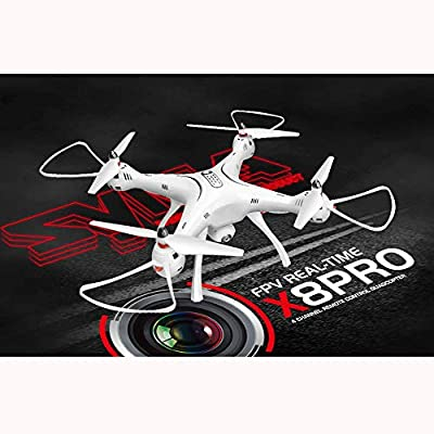 Aerial drone X8pro series large GPS real-time aerial drone vehicle outdoor high-altitude shooting HD stable secure with memory card remote control aircraft