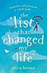 The list that changed my life par Beirne