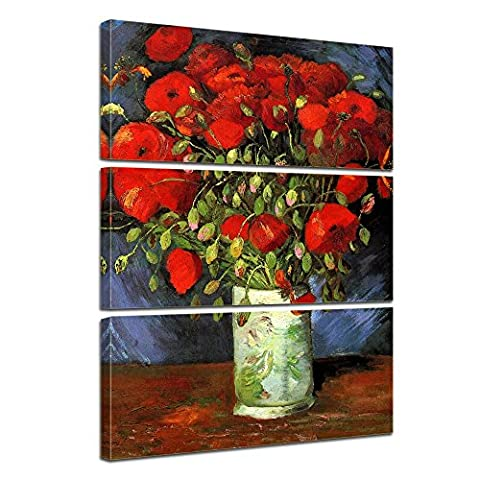 Toile Van Gogh - Bilderdepot24 toile déco imprimée - tableau toile