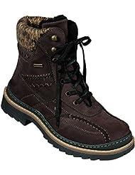 Klondike - Botas para mujer marrón marrón