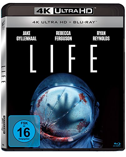 LIFE - Ultra HD Blu-ray [4k + Blu-ray Disc]