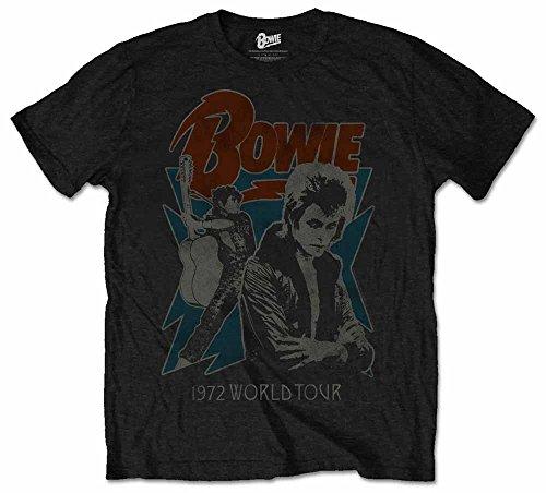 Rockoff Trade Herren T-Shirt Schwarz