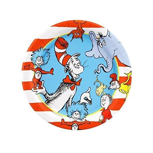 Dr. Seuss Dessertteller, 48 Stück