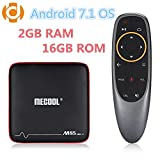 MECOOL M8S PRO W Android 7.1 OS Amlogic S905W DDR3 2G eMMC...