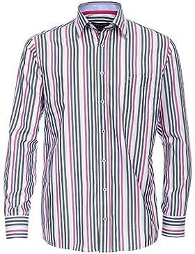 CASAMODA Herren Businesshemd 441906300 langarm Regular Fit