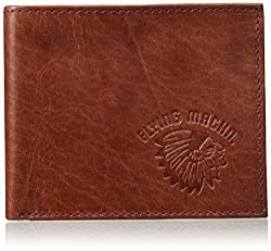 Flying Machine Red Mens Wallet (FMAW0226)