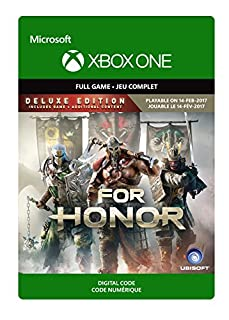 For Honor Deluxe Edition[Xbox One - Download Code] (B01JT9PE7G) | Amazon price tracker / tracking, Amazon price history charts, Amazon price watches, Amazon price drop alerts