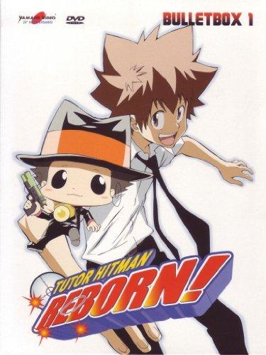 Tutor Hitman Reborn! - Box 01 (Eps 01-26) (5 Dvd) by Kenichi Imaizumi (Hitman Filme Reborn)
