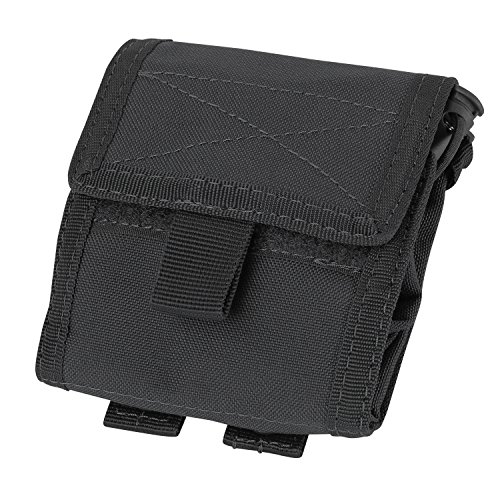 CONDOR MA36-002 Roll - Up Utility Pouch Black -