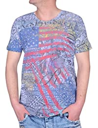 Mens C-5337 Short Sleeve T-Shirt Cipo & Baxx