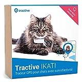 meilleur Tractive IKATI 2019 nouveau traceur GPS chat pour tout collier chat avec suivi d'activité pas cher