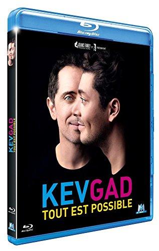 Kev Gad - Tout est possible [Blu-ray]