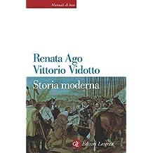 Storia moderna (Italian Edition)