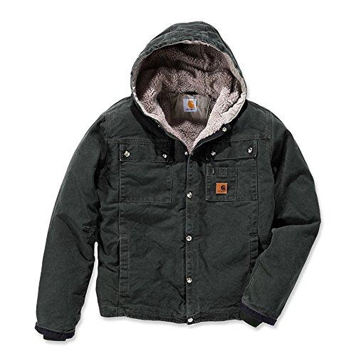 carhartt-robuste-toile-de-coton-a-capuche-veste-d-hiver-j284-couleurvertpointurexxl