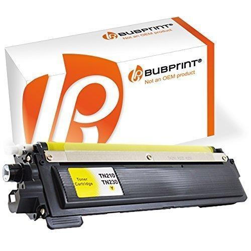 Bubprint Toner kompatibel für TN-230 Yellow MFC-9120CN 9125CN 9320CW 9325CW HL-3040CN 3045CN 3070CW 3070CN 3075CW