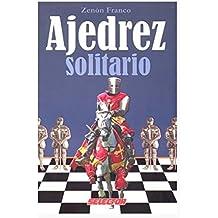 Ajedrez solitario/ Solitaire Chess (Ajedrez/ Chess)