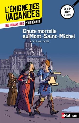 Chute mortelle au Mont-Saint-Michel