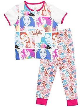 Violetta Mädchen Disney Violetta Schlafanzug