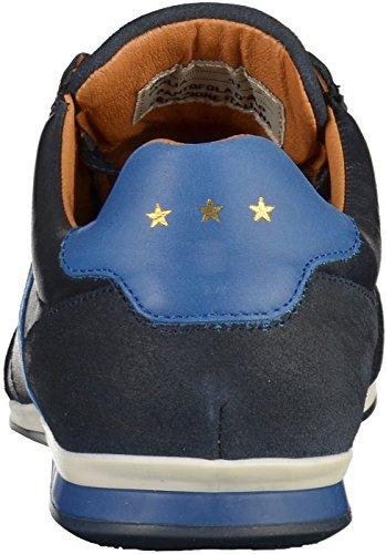 Pantofola dOro 10181013 Hommes Baskets Bleu