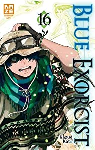 Blue Exorcist Edition simple Tome 16