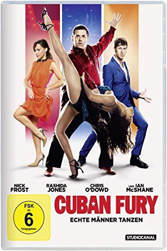 Cuban Fury - Echte Männer tanzen (Fury-film 2014 Dvd)