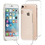 Case-Mate CM034670X - Funda para móvil Apple iPhone 7 / 6 / 6S, color transparente