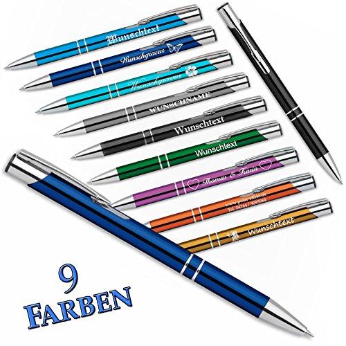 1 Metall - 'Oleg' Kugelschreiber mit individueller...