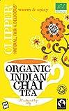 Clipper Fairtrade Bio indischen Chai Tea 20 Beutel 60g