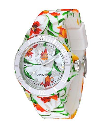madison-new-york-unisex-watch-candy-timer-garden-carnation-onesize