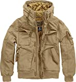Brandit Bronx Winterjacke Camel XL