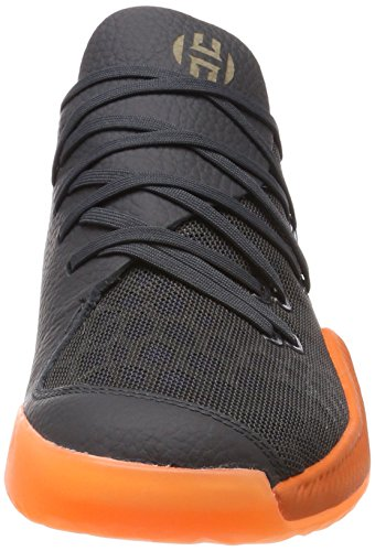 the latest 89a43 12dfe ... coupon for hirblu løp chaussures basketball adidas hirblu karbon harden  karbon a de b oransje homme