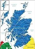 Poster 70 x 90 cm: Schottland von Editors Choice -