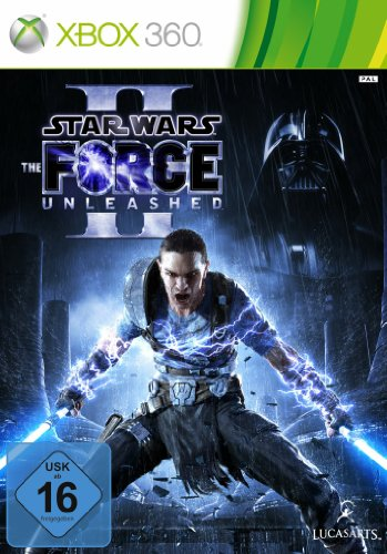 Unleashed Force 2 Xbox (Star Wars - The Force Unleashed 2 [Software Pyramide] - [Xbox 360])