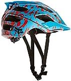 Fox bicicleta casco Flux Amarillo Talla S/M