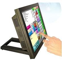 "GOWE all-in-One pantalla LCD de 15""con sistema de punto de venta táctil resistivo con efectivo cajón."
