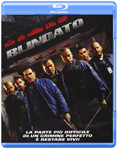 Blindato [Blu-ray] [IT Import]