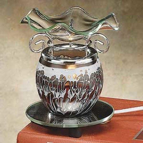 StealStreet ss-a-59205Elektrische Duftlampe Stövchen Collectible Aromatherapie Dekoration - Wärmer Duftlampe