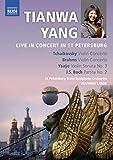 Tianwa Yang Live In Concert (St. Petersburg) [Alemania] [DVD]