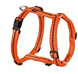 Hunter Hundegeschirr Power Grip Vario Rapid, XS, rot, Nylon