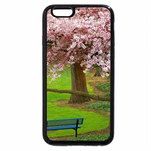iPhone 6S Case, iPhone 6 Case (Black & White) - Primavara park