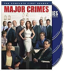 Major Crimes: The Complete First Season [DVD] [Region 1] [US Import] [NTSC]